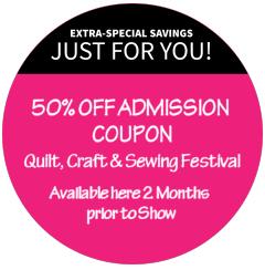 Portland Show Sew Quilt Needlework Craft Expo